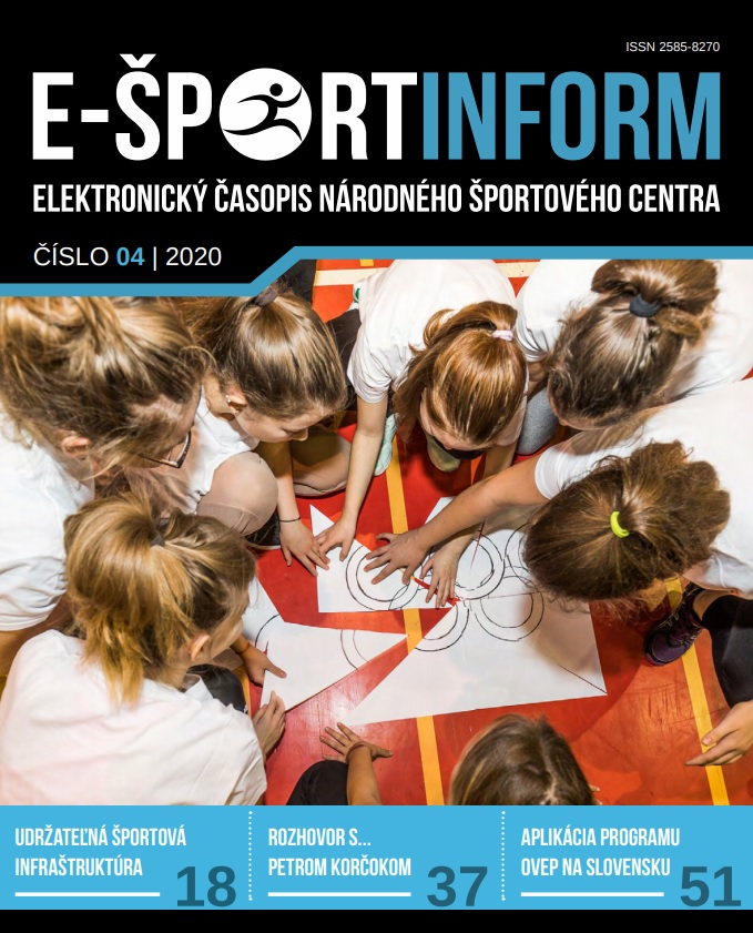 E-Športinform č.4/2020