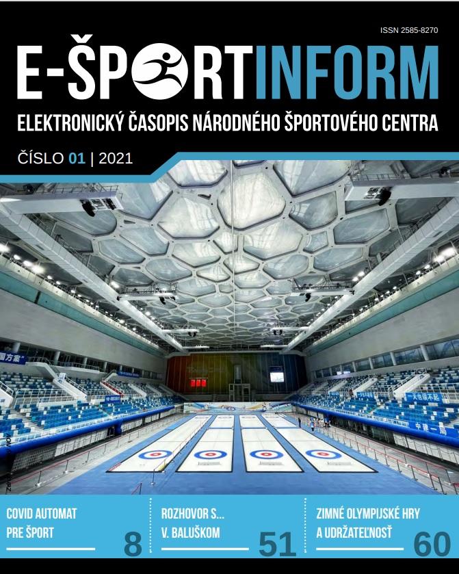 E-Športinform č.1/2021